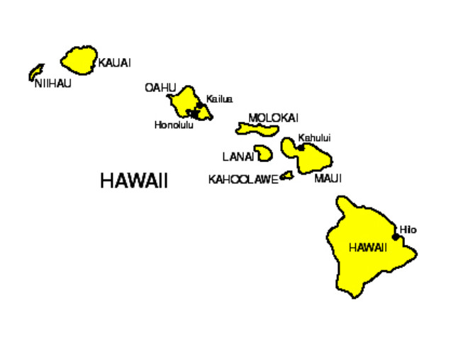 Hawaii Facts Symbols Famous People Tourist Attractions – Tourist Attractions Map In Hawaii