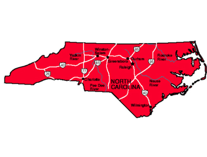 North Carolina Facts Symbols Famous People Tourist Attractions