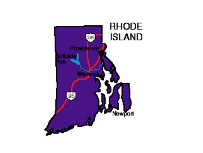 Rhode Island Facts Symbols Famous People Tourist Attractions – Rhode Island Tourist Attractions Map